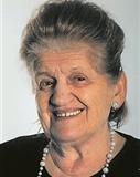 Todesanzeige Maria Rainer