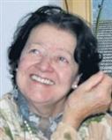 Todesanzeige Paula Angerer