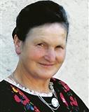 Todesanzeige Theresia Vötter