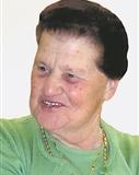 Todesanzeige Theresia Wenter