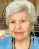 Todesanzeige Maria Theresia Canale