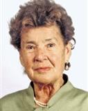 Todesanzeige Edith Veider