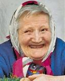 Todesanzeige Rosina Grünfelder