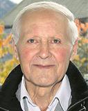 Todesanzeige Johann Niederhofer